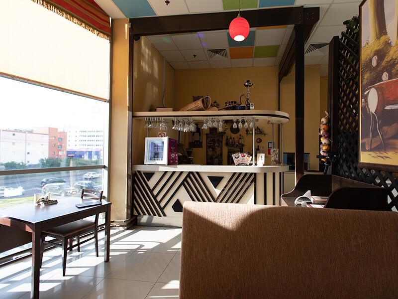 Кофе «Новая Хинкальная»
