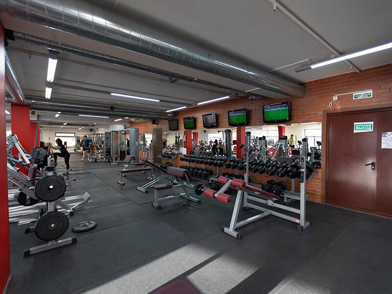 Фитнес клуб «Спорт-Нация»