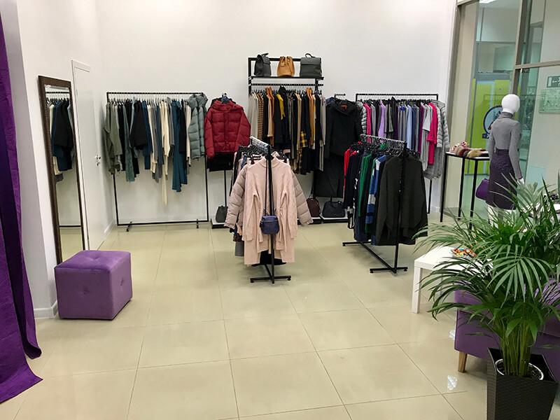 Магазин одежды Lumi